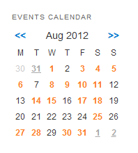 Using Event Calendars Events Manager For Wordpress