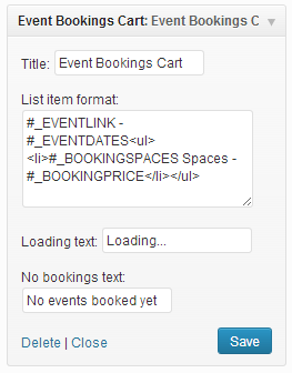 mb-booking-cart-widget-setting